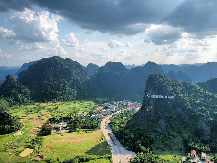 Vườn quốc gia Phong Nha Kẻ Bàng - Kỳ quan đệ nhất